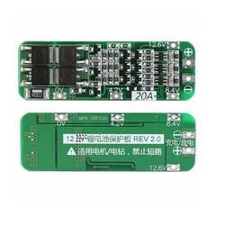 3S 20A BMS - Batarya Yönetim ve Koruma Modülü - Thumbnail