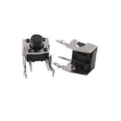 Buton - 4 Pin 90 Derece Tact Buton-6x6x6mm