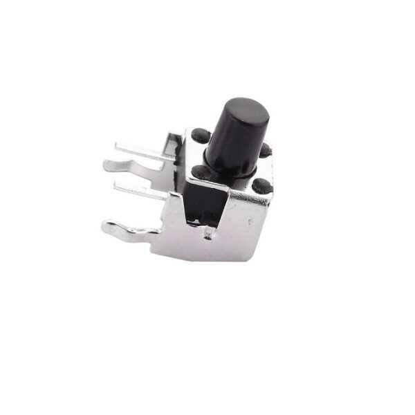 4 Pin 90 Derece Tact Buton-6x6x8mm
