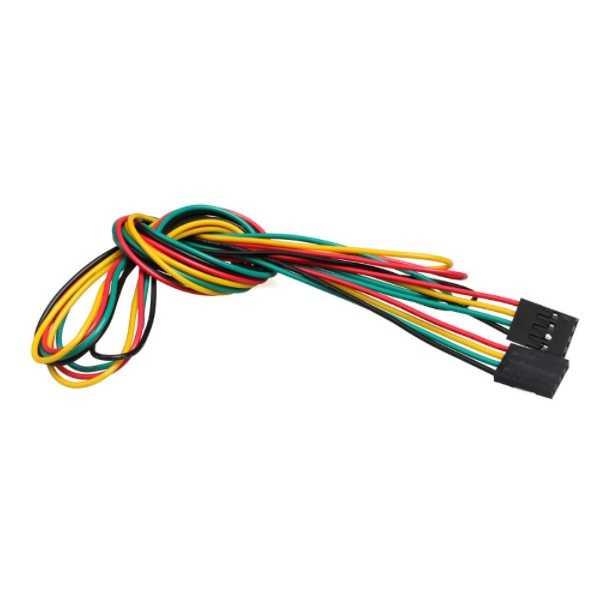 4 Pin Dişi-Dişi Jumper Kablo-700mm
