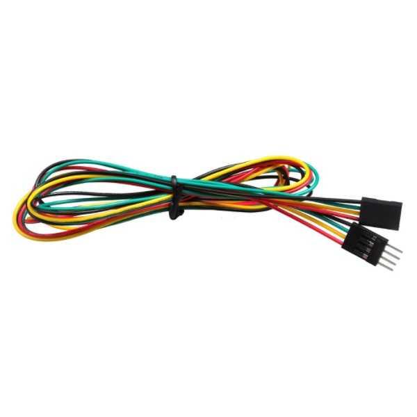 4 Pin Dişi-Erkek Jumper Kablo-1000mm