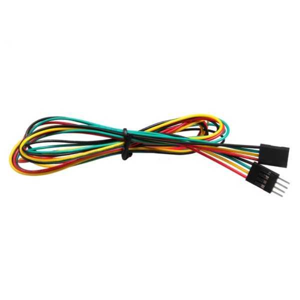 4 Pin Dişi-Erkek Jumper Kablo-700mm