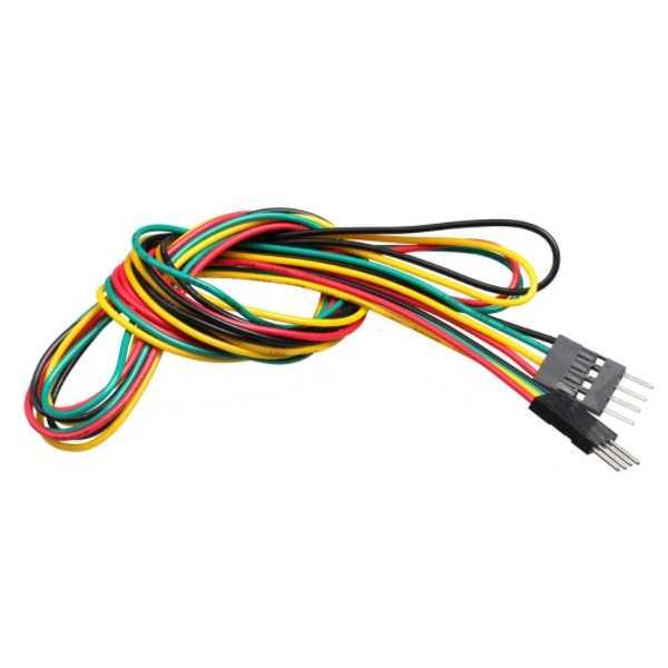 4 Pin Erkek-Erkek Jumper Kablo-1000mm