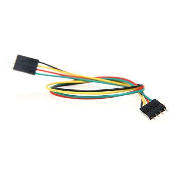 4 Pin Erkek-Erkek Jumper Kablo-300mm