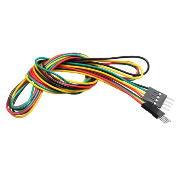 4 Pin Erkek-Erkek Jumper Kablo-700mm