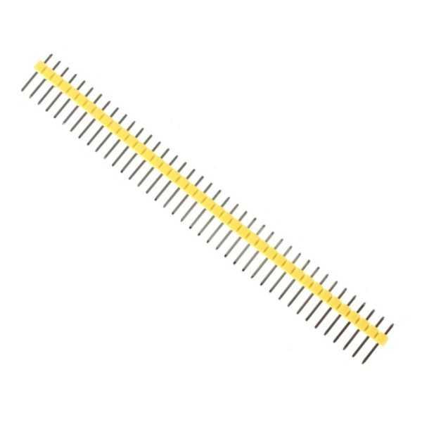 40 Pin Erkek Header - Sarı