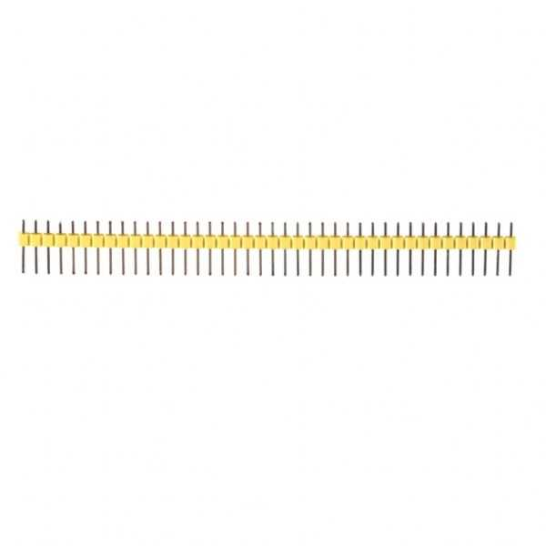 Header - 40 Pin Erkek Header - Sarı