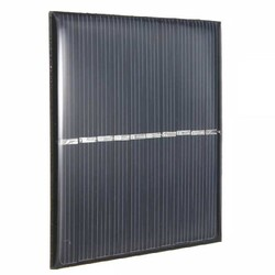 4.2V 100mA Güneş Paneli - Solar Panel 60x60mm - Thumbnail