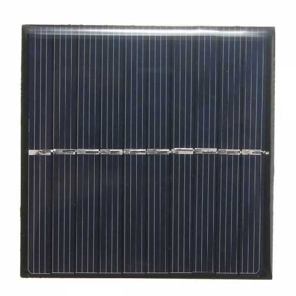 4.2V 100mA Güneş Paneli - Solar Panel 60x60mm
