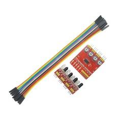 4′lü Çizgi İzleyen Sensör - Thumbnail