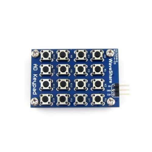 4x4 Analog Çıkışlı Keypad
