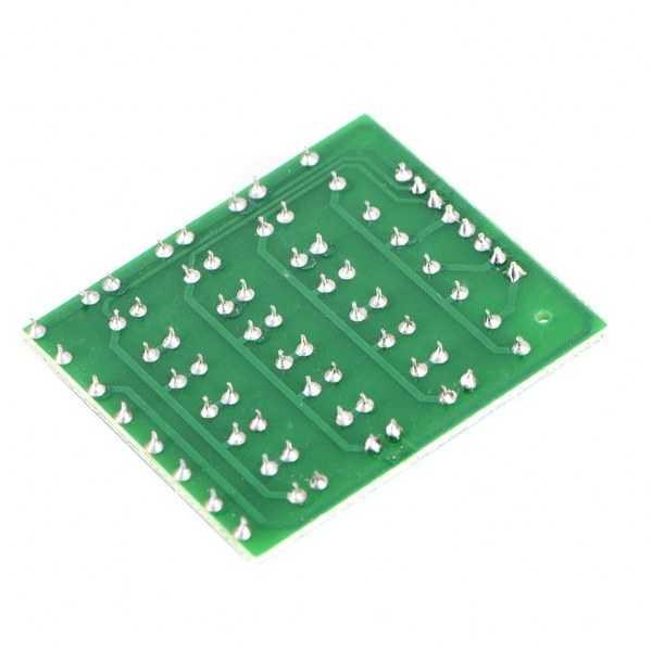 Arduino Uyumlu Sensör - Modül - 4x4 Push Buton Keypad