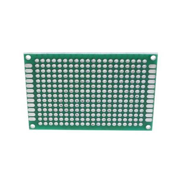 Delikli Pertinaks - 4x6 Çift Yüzlü Delikli Pertinaks