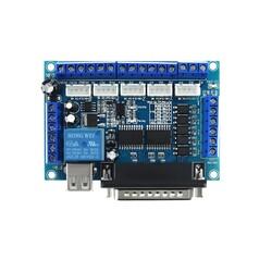 5 Eksen CNC Kontrol Kartı (MACH3 Uyumlu) - Thumbnail