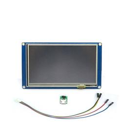 HMI Ekran - 5.0 inch Nextion HMI TFT LCD Touch Display