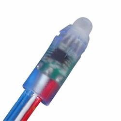 50'li Peşpeşe Eklenebilir Adreslenebilir RGB Led (WS2811 Sürücülü) - Thumbnail