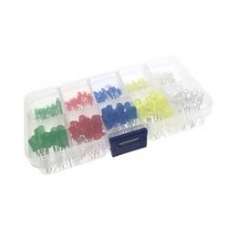 5mm ve 3mm LED Seti-5 Renk-200 Adet - Thumbnail