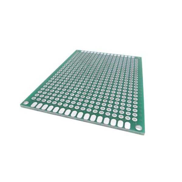 5x7 Çift Yüzlü Delikli Pertinaks