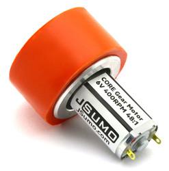 6V 400 Rpm Dc Motor - Yüksek Torklu - Thumbnail