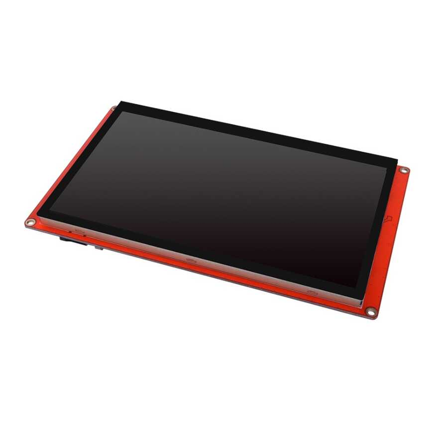 7.0 inch Nextion Intelligent Series HMI Resistive Touch Display