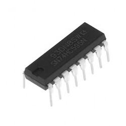 Entegreler - 74HC595 Shift Register Entegresi