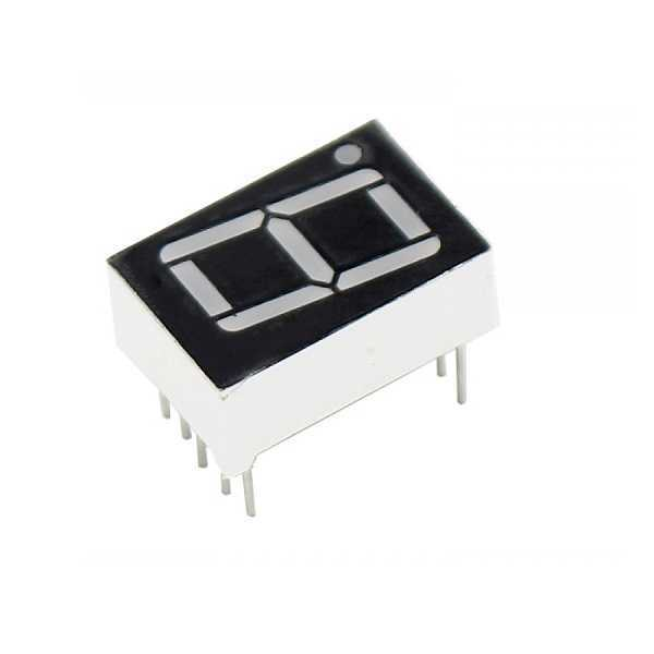 7 Segment Display 14 mm - Ortak Anot