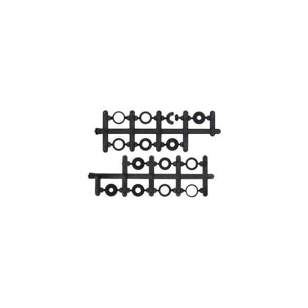 8x4.5 Pervane Seti - CW & CCW - Sarı