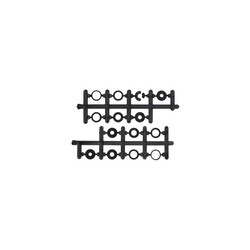 8x4.5 Pervane Seti - CW & CCW - Sarı - Thumbnail