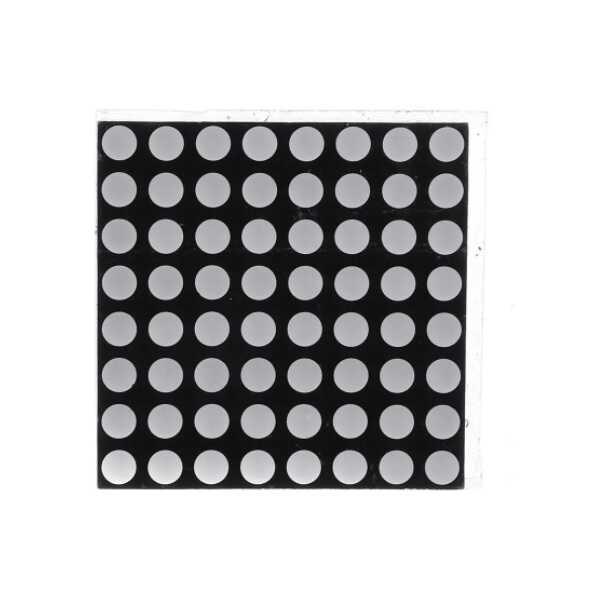 Display - 8x8 Kırmızı Dot Matrix Display