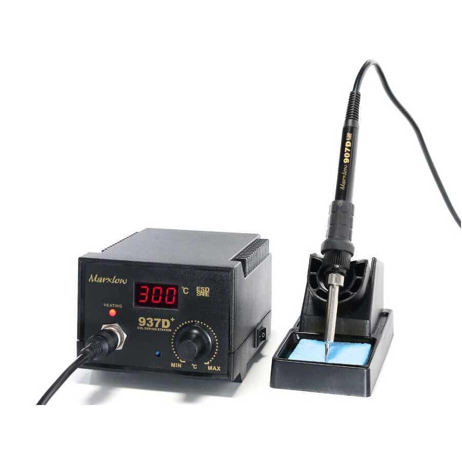 937D+ Dijital Isı Ayarlı Lehimleme İstasyonu