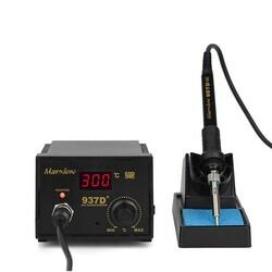 Marxlow - 937D+ Dijital Isı Ayarlı Lehimleme İstasyonu