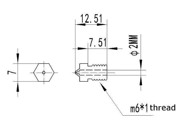0.8mm Nozzle