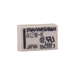 A12W-K Takamisawa Röle - Thumbnail