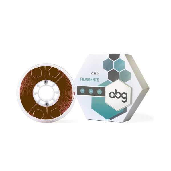 PLA - PLA+ - ABG 1.75mm Kahverengi PLA Filament