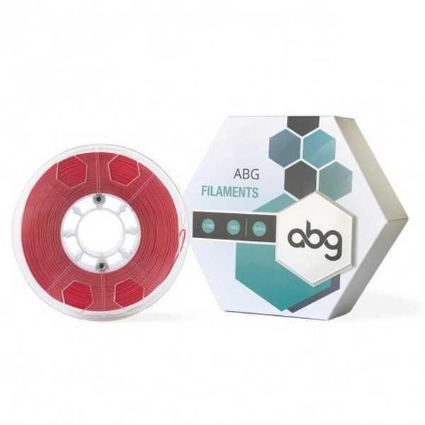 ABG 1.75mm Kırmızı ABS Filament