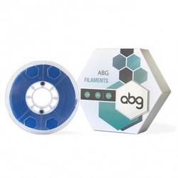 ABG 1.75mm Mavi ABS Filament - Thumbnail