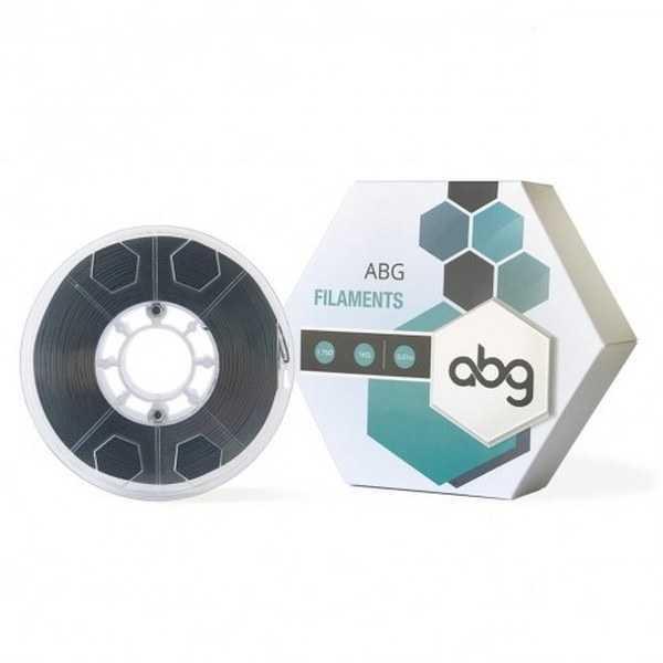 ABG 1.75mm Siyah PLA Filament
