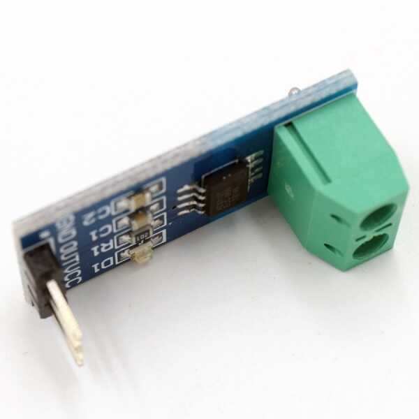ACS712 Akım Sensörü -30 / +30A