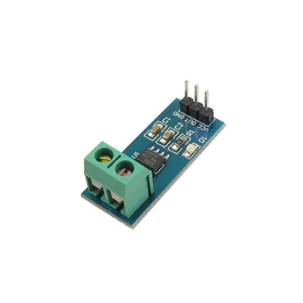 Voltaj - Akım - ACS712 Akım Sensörü -5 / +5A