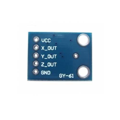 Açı - İvme - Jireskop - ADXL335 - 3 Eksen İvme Ölçer