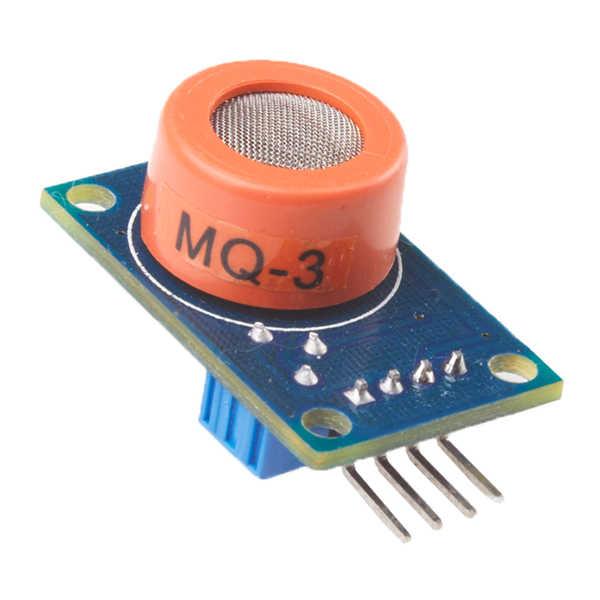Alkol Gaz Sensörü - MQ-3