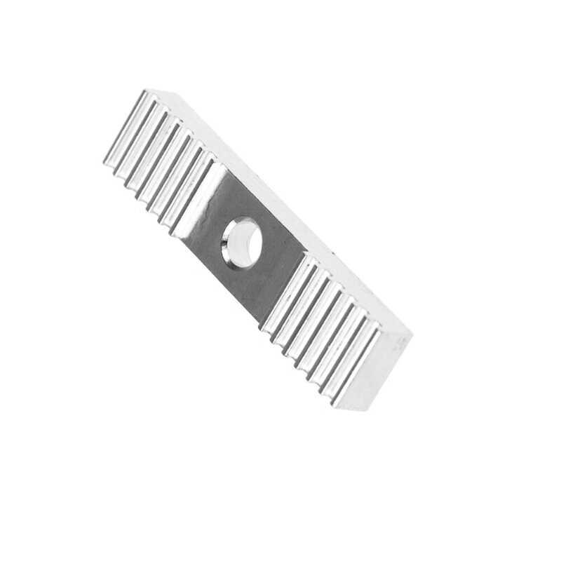 3D Yazıcı Parçaları - GT2 Kayış Tutucu 9x40mm