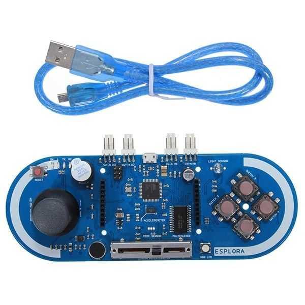 Klon Arduino - Arduino Esplora (Klon)