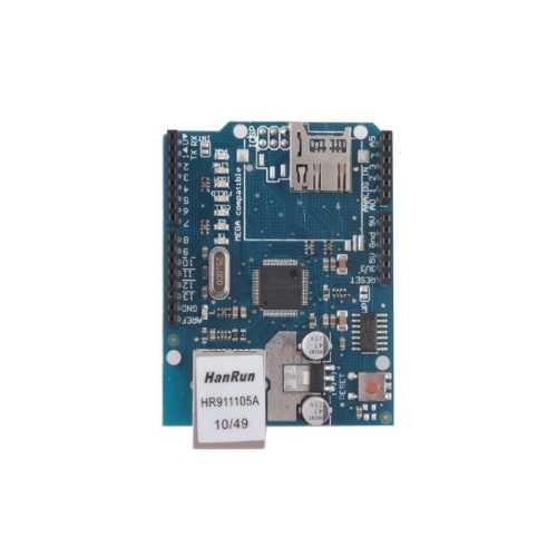 Arduino Uyumlu Sensör - Modül - Arduino Ethernet Shield