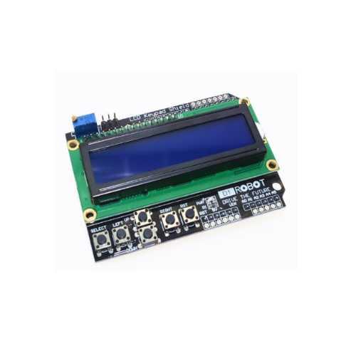 Arduino Keypad Lcd Modülü