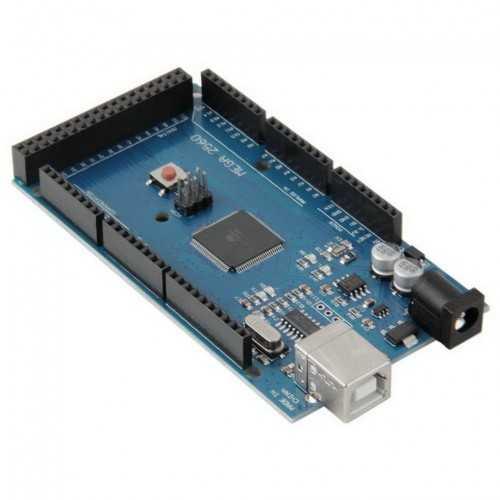 Klon Arduino - Arduino MEGA 2560 R3 Klon CH340 - USB Kablo Hediyeli