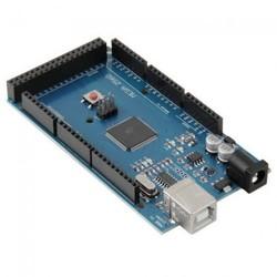 Arduino MEGA 2560 R3 Klon CH340 - USB Kablo Hediyeli - Thumbnail