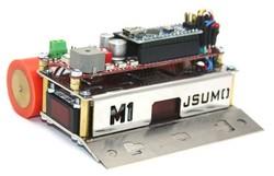 Arduino Mini Sumo Robot Kiti - Genesis - Thumbnail