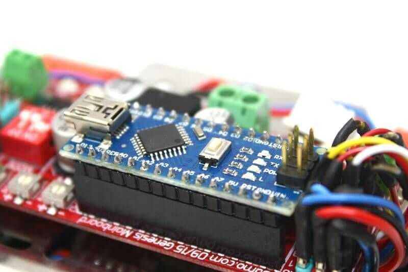 Arduino Mini Sumo Robot Kiti - Genesis