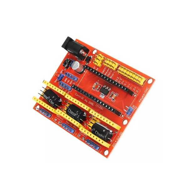 Arduino Uyumlu Sensör - Modül - Arduino Nano CNC Shield